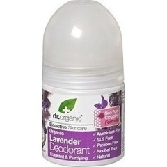 Dr.Organic Lavender Roll-On Αποσμητικό 50ml