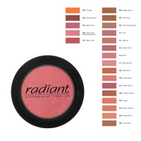 RADIANT BLUSH COLOR No138-BRILLIANT ROSE