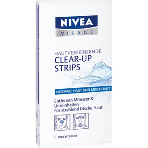 Nivea visage clear up strips 6pcs