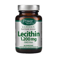 POWER HEALTH CLASSICS PLATINUM LECITHIN 1200MG 60CAPS
