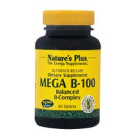 NATURES PLUS MEGA B-100 60TABL