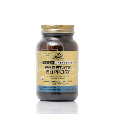 SOLGAR - PROSTATE SUPPORT 60caps