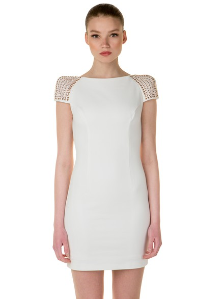 Heritage: Bodycon dress with studs