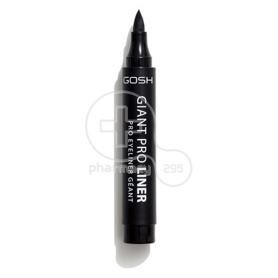 GOSH - GIANT PRO LINER No001 Blacker than Black - 2.5gr