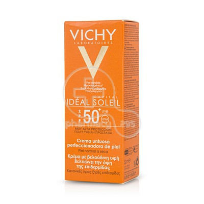 VICHY - IDEAL SOLEIL Velvety Cream SPF50+ - 50ml