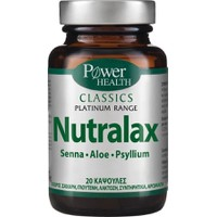 POWER HEALTH CLASSICS PLATINUM NUTRALAX 20CAPS