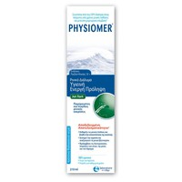PHYSIOMER JET FORT NASAL SPRAY 210ML