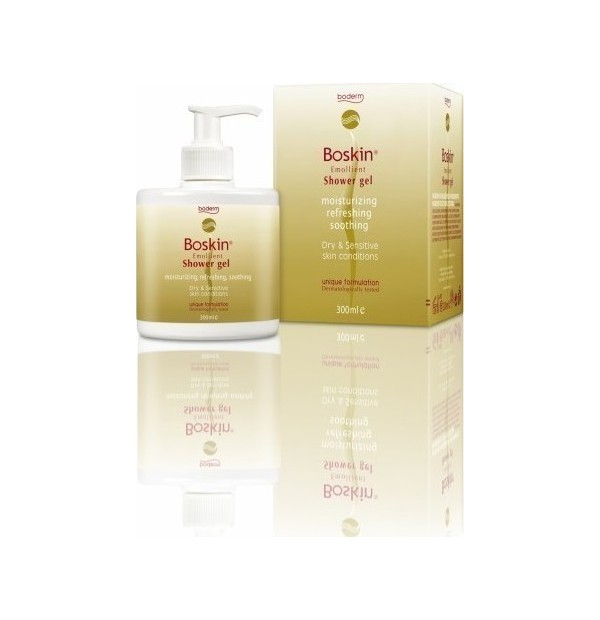 BODERM BOSKIN SHOWER GEL 300ML