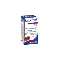 Health Aid Uriprinol Nutritional Supplement For Good Urinary Health 60 tabs