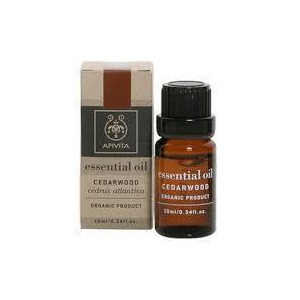 Apivita essential oil cedarwood 10ml