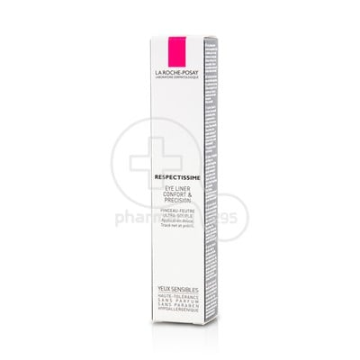 LA ROCHE POSAY - RESPECTISSIME Eye Liner Noir - 1,4ml
