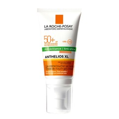 La Roche - Posay Anthelios XL Tinted Dry Touch Tinted Gel-Cream Anti-Shine SPF50+ Αντηλιακό Για Ματ Αποτελεσμα Με Χρώμα 50ml