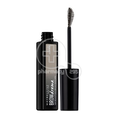 MAYBELLINE - BROW DRAMA Mascara (Medium Brown) - 7,6ml