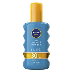 NIVEA SUN SPRAY PROTECT&REFRESH SPF30 200 ml