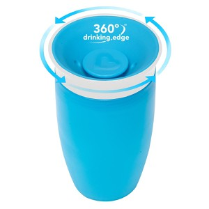 Munchkin miracle sippy 12m 296ml