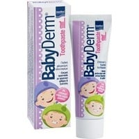 Intermed Babyderm Toothpaste Bubblegum Παιδική Οδοντόκρεμα 50ml