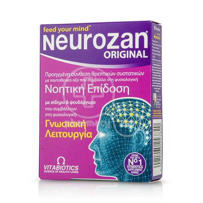 VITABIOTICS - NEUROZAN Original - 30tabs