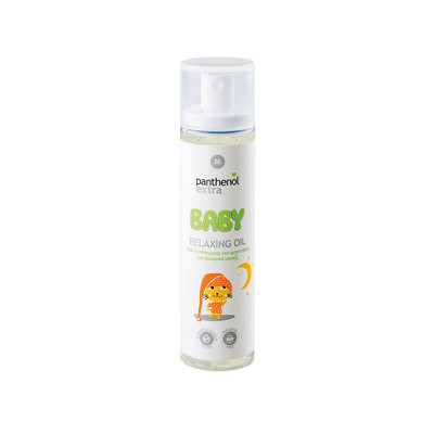 Panthenol Extra - Baby Baby Relaxing Oil - 100ml