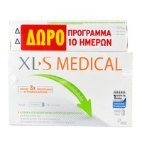 XL-S MEDICAL 180TABL (PROMO+60TABL ΔΩΡΟ)