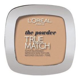 L'OREAL TRUE MATCH SUPER BLENDABLE POWDER C3 ROSE BEIGE 9gr