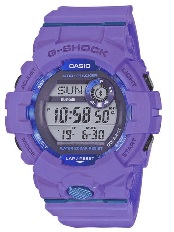 G-SHOCK G-SQUAD Bluetooth