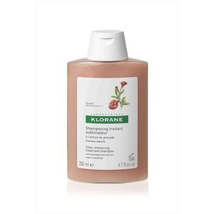 Klorane pomegranate shampoo 200ml