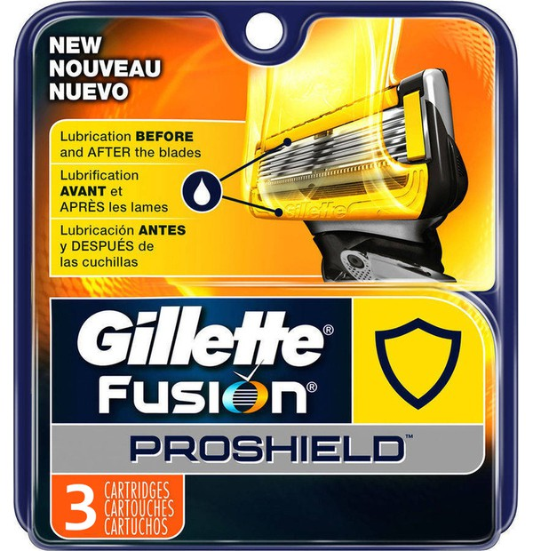 GILLETTE PROSHIELD ΑΝΤΑΛ. 1Χ3