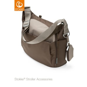 Stokke Changing Bag  Brown