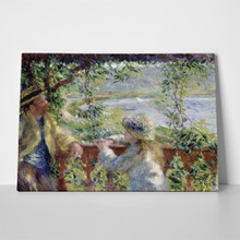 Renoir by the water