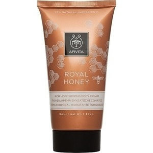 APIVITA Royall honey rich moisturizing body cream 150ml