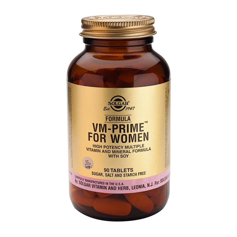Formula VM-Prime ™ for Women   tablets