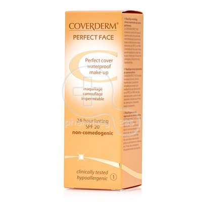 COVERDERM - PERFECT FACE SPF20 Νο1 - 30ml