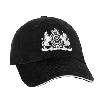 Black Jockey Hat
