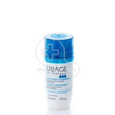 URIAGE - Deodorant Puissance3 24h (roll-on) - 50ml