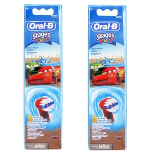 Oral b stages power cars x2