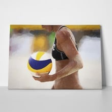 Volleyball player 470013236 a