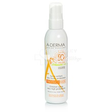 A-Derma Enfant Protect SPF50+ KIDS Spray - Παιδικό Αντηλιακό, 200ml