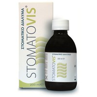STOMATOVIS MOUTHWASH 200ML