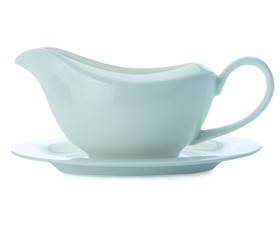 Maxwell & Williams Σαλτσιέρα με Πιατάκι 360ml. Cashmere Bone China