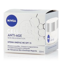 NIVEA - CELLULAR ANTI-AGE Κρέμα Ημέρας SPF15 - 50ml