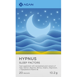AGAN HYPNUS Sleep Factors 20 caps