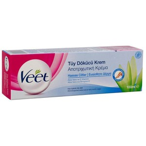 Veet xlarge cream sensitive 100ml