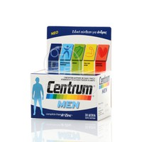 CENTRUM - MEN Complete from A to Zinc - 30caps