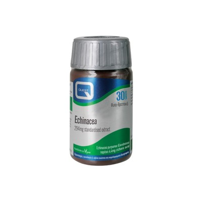 Quest Vitamins - Echinacea 294mg Extract. - 30tabs