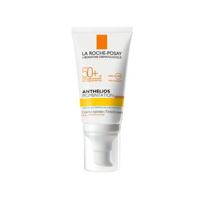 La Roche - Posay  - Anthelios Pigmentation Tinted Cream SPF50 - 50ml