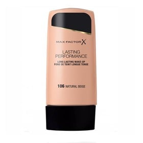 MAX FACTOR LASTING PERFORMANCE MAKE UP 106 NATURAL BEIGE