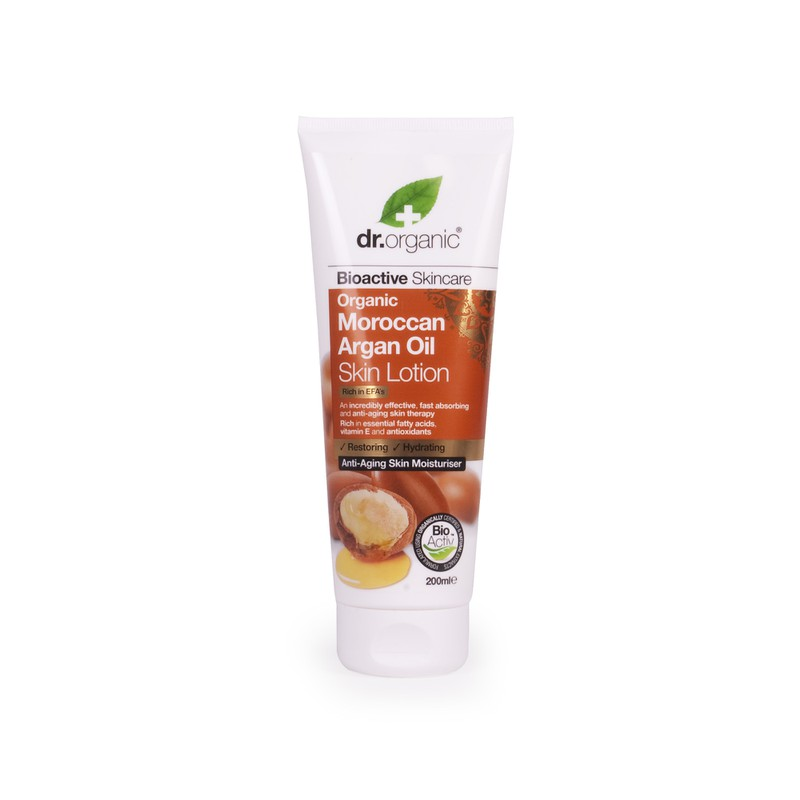 Organic Moroccan Argan Oil Skin Lotion