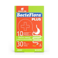 HOLISTIC MED - BACTEFLORA Plus - 10caps