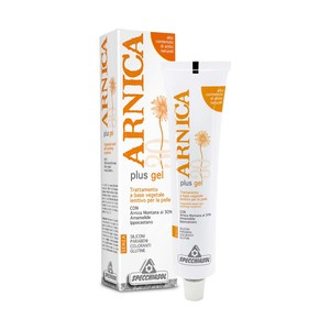Specchiasol arnica 30 plus gel 75ml