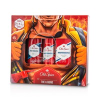 Old Spice - PROMO PACK WHITEWATER Shower Gel - 250ml, Deodorant Body Spray - 150ml, After Shave Lotion - 100ml